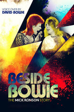Poster for Beside Bowie: The Mick Ronson Story