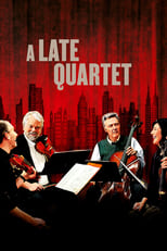 A Late Quartet small poster