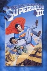 Superman III small poster