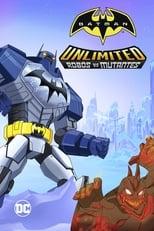 Batman sem Limites: Mechas vs. Mutantes (2016) Torrent Dublado e Legendado