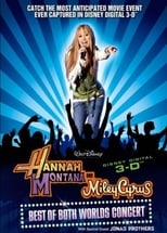 Hannah Montana and Miley Cyrus: Best of Both Worlds Concert Tour