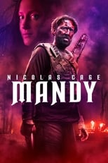 Mandy small poster