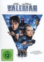 Valerian and the City of a Thousand Planets small poster