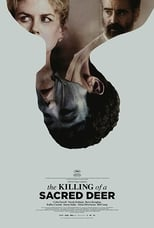 The Killing of a Sacred Deer small poster