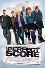 The Perfect Score small poster