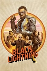 Black Lightning small poster
