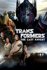 Transformers: The Last Knight small poster