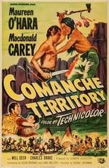Comanche Territory (1950) Box Art