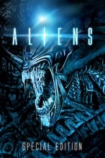 Aliens small poster