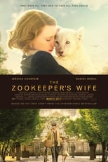 The Zookeeper's Wife small poster