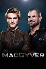 MacGyver small poster