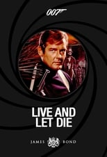 Live and Let Die small poster