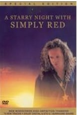 Poster for Simply Red A Starry Night