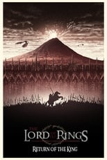 The Lord of the Rings: The Return of the King small poster