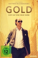 Gold small poster