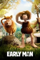Poster van Early Man