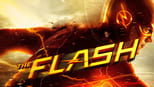 The Flash small backdrop