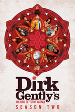 Dirk Gently's Holistic Detective Agency 2ª Temporada Completa Torrent Legendada