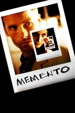 Memento - one of our movie recommendations