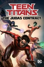Poster van Teen Titans: The Judas Contract