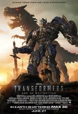 Transformers: Age of Extinction small poster