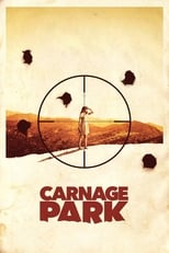 Carnage Park (2016) box art