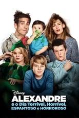Alexandre e o Dia Terrivel, Horrível, Espantoso e Horroroso (2014) Torrent Dublado e Legendado