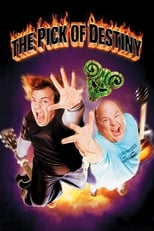 Tenacious D in The Pick of Destiny small poster