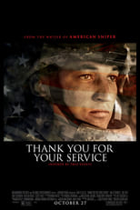 Thank You for Your Service small poster
