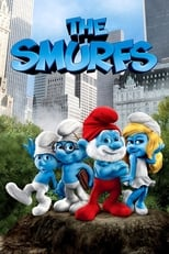The Smurfs small poster