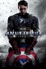 Captain America: The First Avenger (2011) Box Art