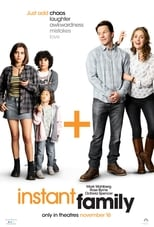 Instant Family small poster