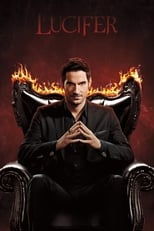 Lucifer small poster
