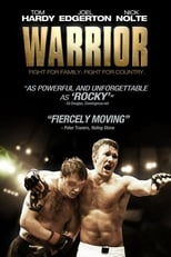 Warrior small poster