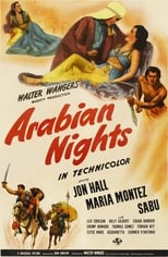 Arabian Nights (1942) box art
