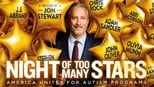 Night of Too Many Stars: America Unites for Autism Programs small backdrop