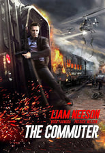 The Commuter small poster