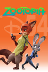 Zootopia small poster