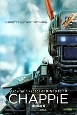 Chappie small poster