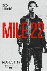 Mile 22 small poster