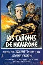 VER Los cañones de Navarone (1961) Online Gratis HD
