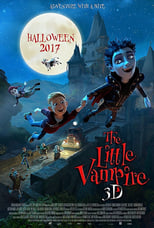 Poster for The Little Vampire 3D
