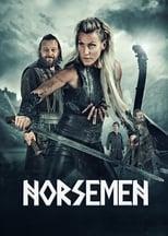 Vikingane small poster