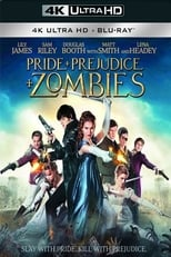 Pride and Prejudice and Zombies small poster