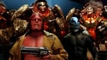 Hellboy II: The Golden Army small backdrop