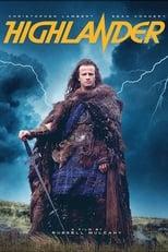 Highlander small poster