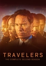 Travelers 2ª Temporada Completa Torrent Legendada