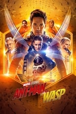 Ant-Man and the Wasp small poster