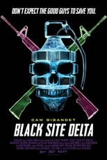 Poster for Black Site Delta