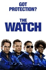 The Watch small poster